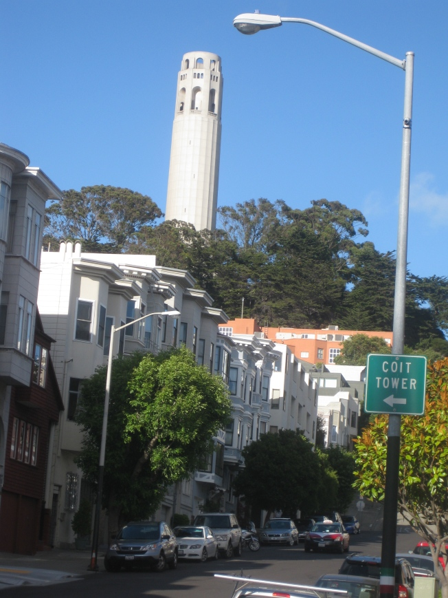 Being from a bayside area in Australia, San Francisco instantly felt familiar. It's easy going and you would almost feel like you were in Europe with the Victorian architecture if it weren't for the blue sky and sea breeze.