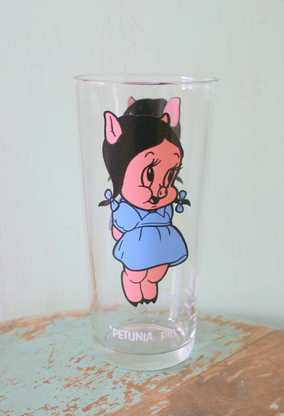 You pretty little piggy, where have you been all my adult life? Oh, Etsy.com.