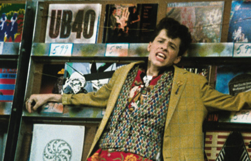 Jon Cryer, Pretty in Pink.